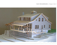 Architectural Models For Donald Richardson and Assoc.