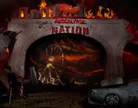 Apocalypse Nation theme park