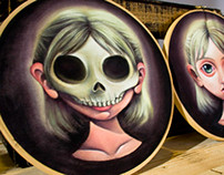 """Halloween Artfair"" Group Exhibition"