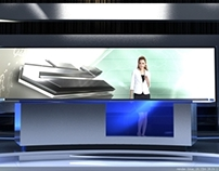 CHANNEL 5 STUDIO DESIGN