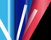 Valensas Digital Publishing Brand Identity