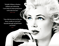 Poster: My week With Marilyn (2)