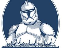 Star Wars Labels