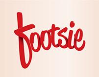 Footsie Foot Scrub