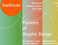 Otl Aicher - Pioneers of Graphic Design