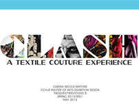 CLASH: A TEXTILE COUTURE EXPERIENCE