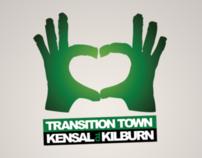 TransitionTown Kensal to Kilburn branding