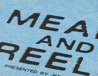 Meals and Reels Cookbook