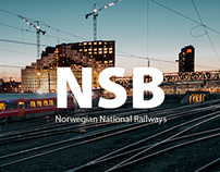 National Railways timetable