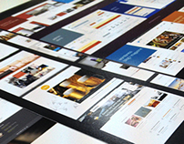 Business or Portfolio Web Templates