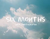Photobook - SIX MONTHS