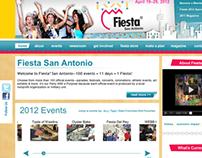 Fiesta Commission Website