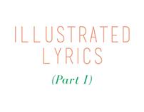 Illustrated Lyrics