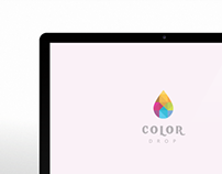 Color Drop Identity