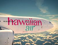 Hawaiian Airlines Rebrand