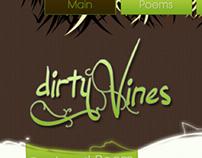 dirtyVines design