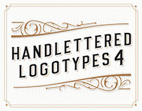Handlettered Logotypes 4