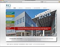 KG Investments Website