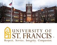 University of St. Francis Promo Piece