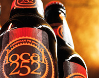 Local 252 Beer Branding