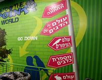 Pet Point -A pet store in Tel Aviv  | Commercial Design