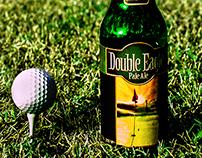 Double Eagle Pale Ale Branding