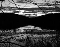 a mysterious lake