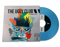 The Ugly Club Album Artwork