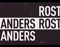 ANDERS ROSTAD // 2012 REEL