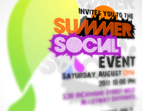 Dept. of Media & IPA-Summer Social Invitation