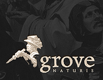 Logo & Poster Grove Naturis
