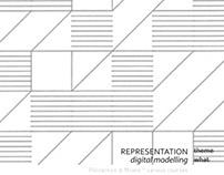 Digital modelling and rendering