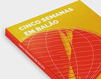 Cinco Semanas Em Um Balão - Júlio Verne