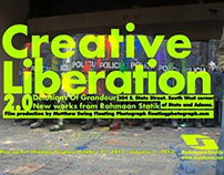 Creative Liberation 2.0 (delusions of grandeur)