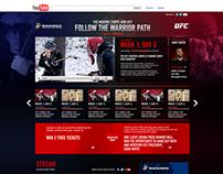 The Marine Corps & UFC: Follow the Warrior Path