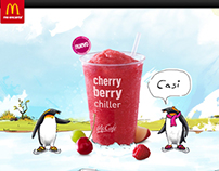 Full Experince Cherry Berry