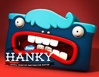 Hanky - Your Fancy Friend for Winter