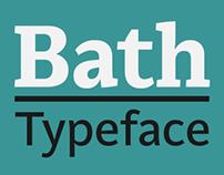 Bath Typeface