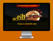 McRib Experience