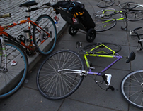 Bicycle Messengers DC