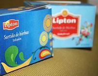 Lipton Tea Project