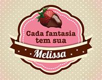 Cada fantasia tem sua Melissa.