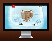 Juego Iced Coffee de McCafé