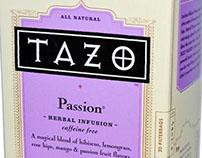 Class Project: Tazo Tea