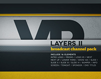 Layers II - Broadcast Channel Pack
