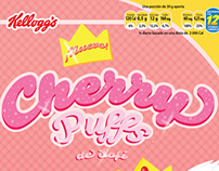 Cereal Cherry Puffs