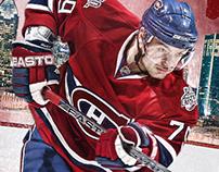 Montreal Canadiens - La ville est Hockey