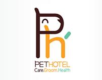 Pet Hotel Logo