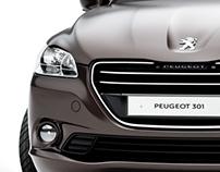 Peugeot 301 - Images presses