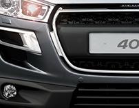 Peugeot 4008 - 2012 -